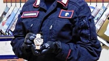 Avevano rubato un Rolex Daytona da 40mila euro: in manette anche un giovane di Rho