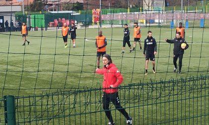 Inter-Benevento: rifinitura a Rho per la squadra di mister Inzaghi