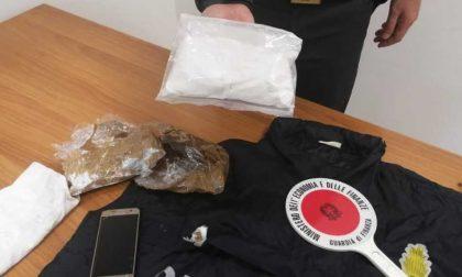 Cocaina da Milano in Abruzzo: arrestato corriere di Albairate