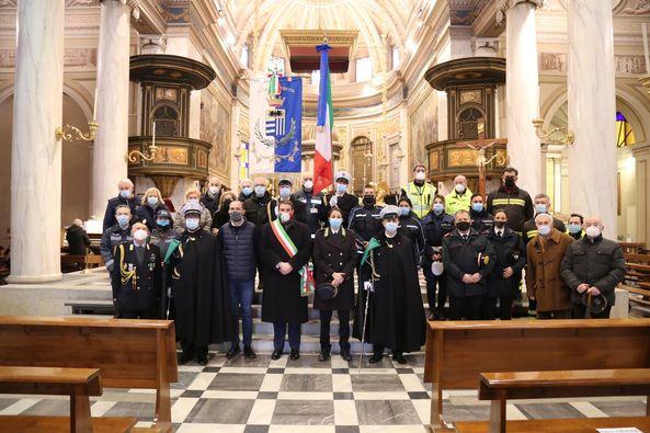 Premi agli agenti che si sono distinti sul campo. Mercoledì 20 gennaio, festa di di San Sebastiano, patrono della Polizia Locale