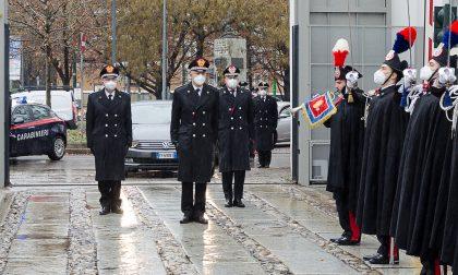 Il Comandante generale dell'Arma in visita a Milano