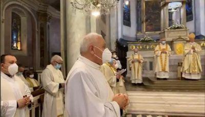 Da generale a sacerdote: era l'ex colonnello dei Carabinieri di Rho