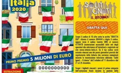 Effetto Covid sulla Lotteria Italia: vendite dei biglietti mai così basse negli ultimi 40 anni