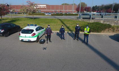 Polizia locale: il bilancio delle attività nel 2020