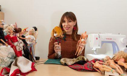 La speciale clinica delle bambole di Rebecca. FOTO