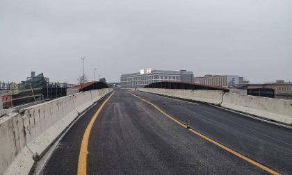 Ponte di via Manzoni: torna il doppio senso di marcia