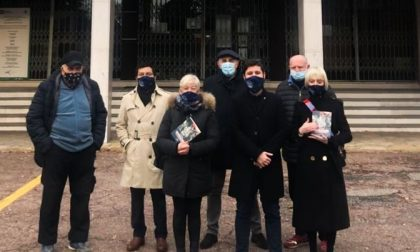 Fratelli d'Italia Parabiago contro la censura