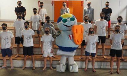 Nuotatori del Carroccio, è iniziata l'avventura in Coppa Tokyo