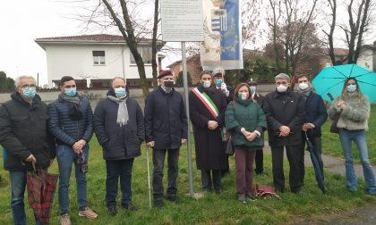 Corbetta dedica un parco ai martiri delle Foibe