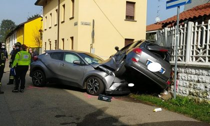 Grave incidente a Busto Garolfo: coinvolte due persone