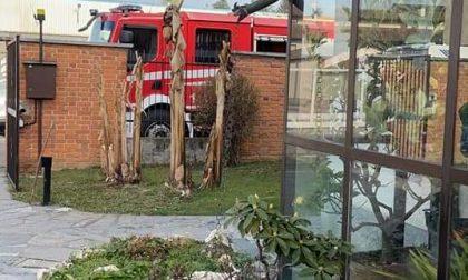 Vigili del fuoco trovano 83enne senza vita in casa