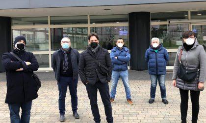 Sopralluogo in ospedale, le foto e il video della protesta del Movimento 5 Stelle