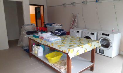 Il Melograno, completo restyling per la lavanderia