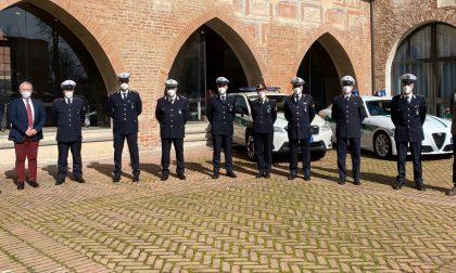 Covid, Regione premia sette agenti di Polizia locale