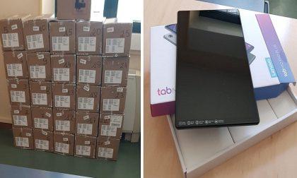 Abbiategrasso, arrivati 133 tablet per le scuole cittadine