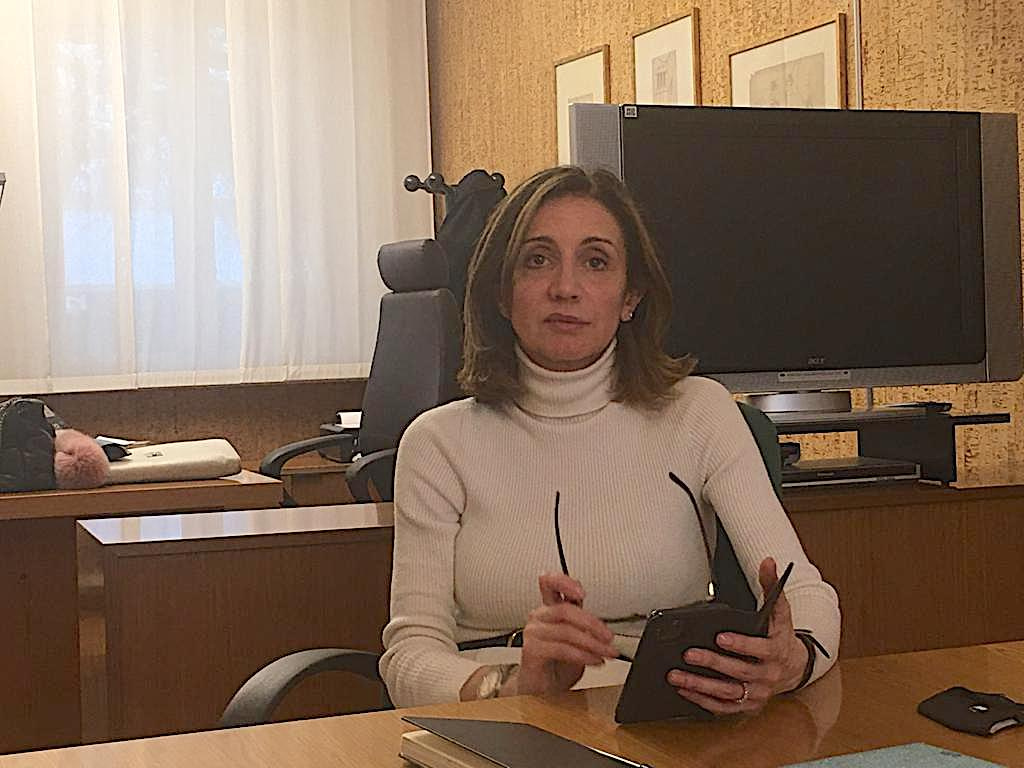 Elisabetta Lanticina presidente Asm