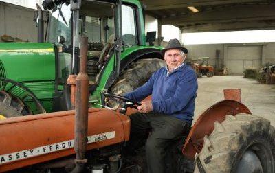Gli agricoltori rhodensi piangono la scomparsa di Ernesto Caronni