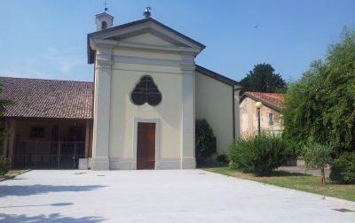 """La canonica della chiesetta di Sant'Andrea """"consegnata"""" ai privati"""