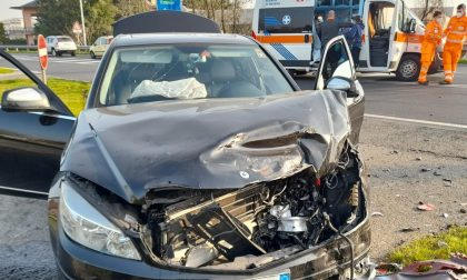 Grave incidente stradale, coinvolte tre persone