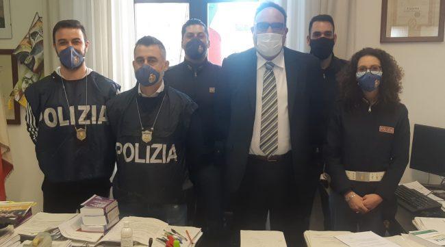 legnano polizia di stato umberto d'auria