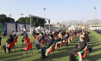 """Luca Attanasio: in corso nella """"sua"""" Limbiate i funerali dell'ambasciatore"""