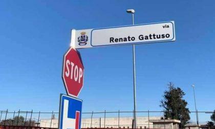 Cartelli sbagliati: Renato Guttuso diventa Renato Gattuso