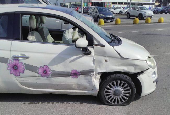 san vittore incidente auto sempione