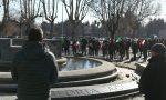 Giorno del Ricordo, cerimonia nel piazzale del cimitero