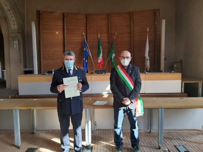 nerviano polizia locale comandante franco santambrogio sindaco massimo cozzi
