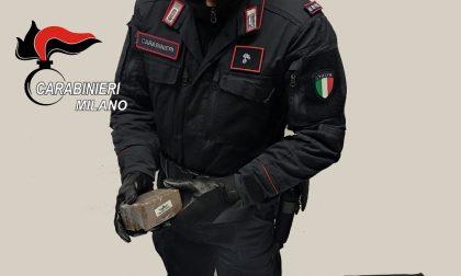 Spacciatore trovato in uno stabile abbandonato: arrestato