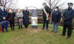 Svelato il cippo commemorativo dedicato ai martiri delle foibe e all'esodo giuliano-dalmata posizionato nel parco Fiera Rho