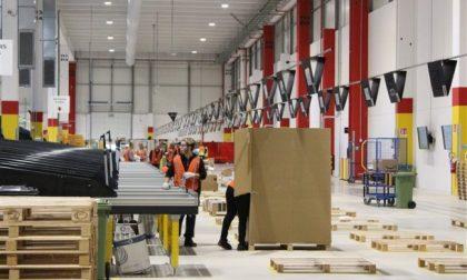 Amazon apre un nuovo hub e assume 900 persone
