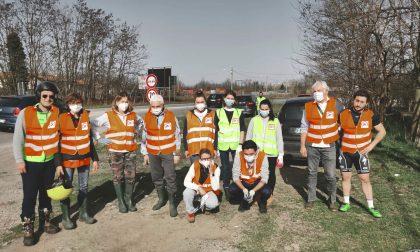 Strade pulite, raccolti 1.200 sacchi di rifiuti sulla Provinciale 109