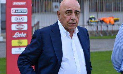 Adriano Galliani ricoverato in ospedale per Covid
