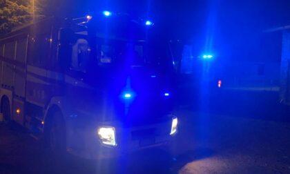 Uomo cade nel Canale Villoresi che era…vuoto. Salvato dai pompieri