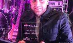 Il cantautore Marco Rotelli premiato al Festival di Sanremo