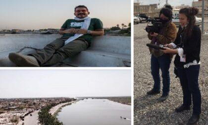 """Due abbiatensi raccontano i """"Guardiani dell'acqua"""" dell'Iraq"""