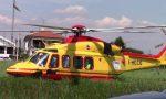 Grave incidente stradale: elisoccorso e ambulanze sul posto
