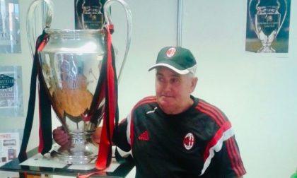 Il Milan club di Gaggiano piange il «Prati»