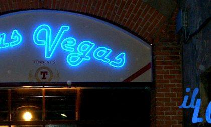Chiude lo storico Las Vegas di Castellazzo