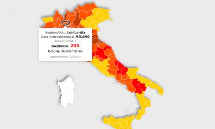 Scuole chiuse nei territori con 250 casi ogni 100mila abitanti: il Milanese è a rischio