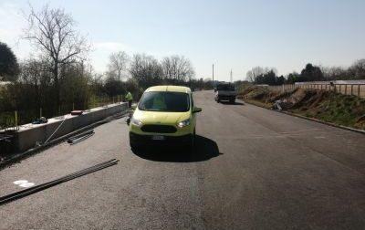 Dal Sempione direttamente in autostrada e al Centro di Arese grazie a una nuova strada