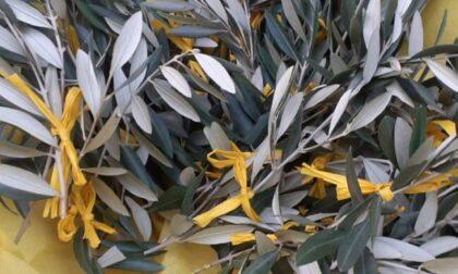 Dai carcerati ramoscelli d'ulivo in dono alla casa di riposo