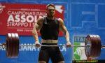 Mircea, doppietta ai Campionati nazionali di sollevamento pesi
