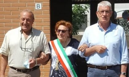 Rosate, addio alla centenaria Giuliana Fumagalli
