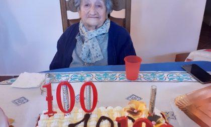 Cento candeline per Giovanna Vita