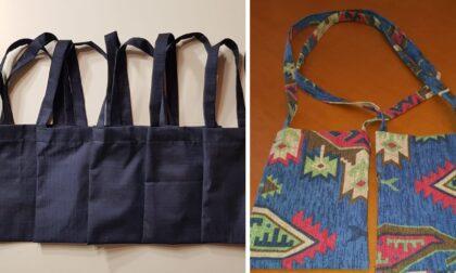 I sacchetti hand-made di Pro loco per i malati oncologici