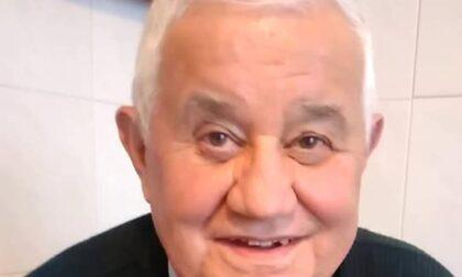 Lutto per la scomparsa di don Vittorio Bruni