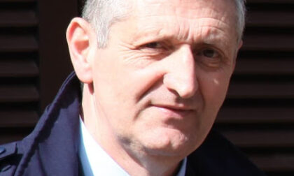 Legnano in lutto per il 59ennne Lucio Oldrini