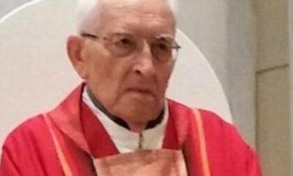 Si è spento don Pasquale Fumagalli: per anni parrocco di Ravello